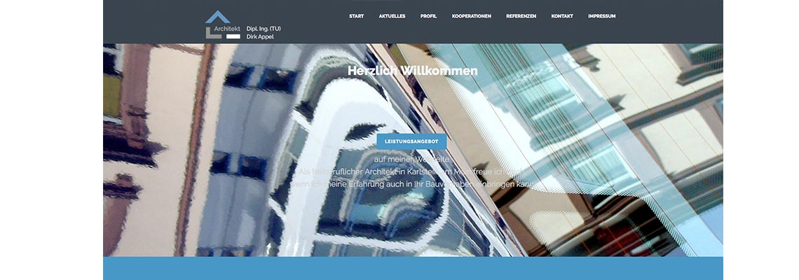 responsive Website Design und Konzeption